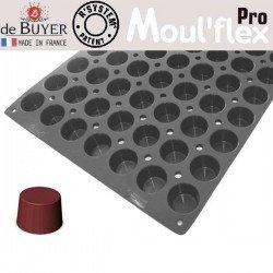 Molde mini muffins Moul Flex Pro 60x40 de De Buyer