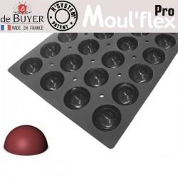 molde medias esferas Moul Flex Pro GN 1/1 de De buyer