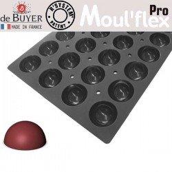 Molde medias esferas Moul Flex Pro GN 1/1 de De...