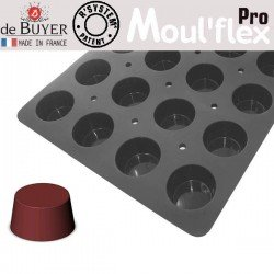 Molde mufins Moul Flex Pro GN 1/1 de De buyer