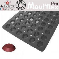 Molde tartitas Moul Flex Pro GN 1/1 de De Buyer