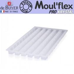 Molde Buche Moul Flex Pro Krystal GN 1/1 de de Buyer