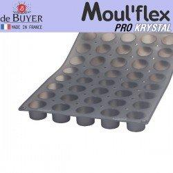 Molde cilindros Moul Flex Pro Krystal 60x40 de De Buyer