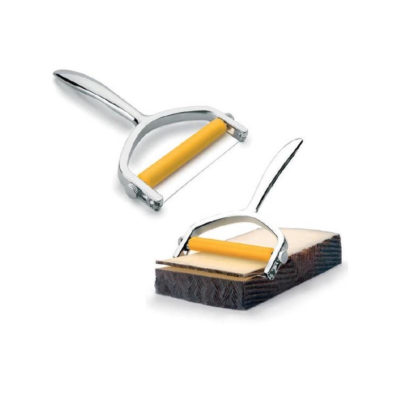 Lira cortaquesos blandos de grosor ajustable de Ibili