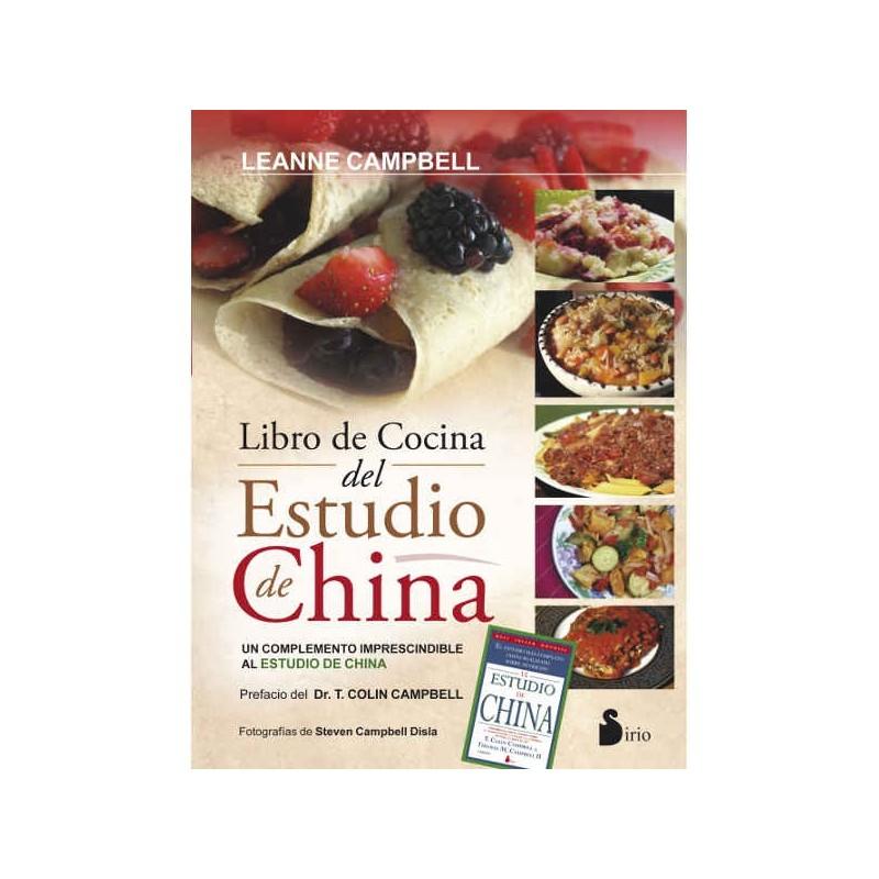 Libro de cocina del estudio de China