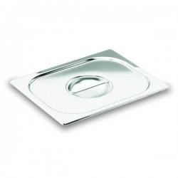 Tapas de acero para cubetas gastronorm