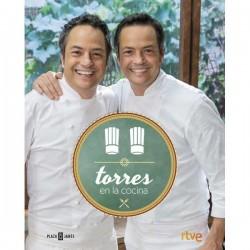 Torres en la cocina de los hermanos Torres