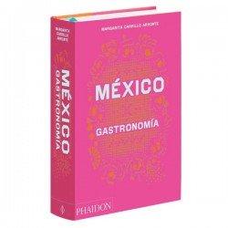 México gastronomía de Margarita Carrillo