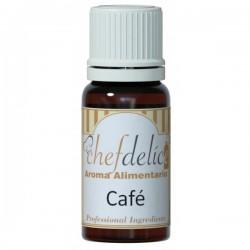 Café, aroma concentrado