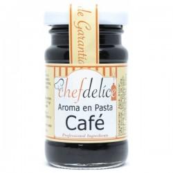 Café, aroma en pasta concentrado Chefdelíce