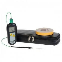 Kit termómetro sous vide para cocinar al vacío