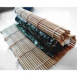 Esterilla de bambú para sushi