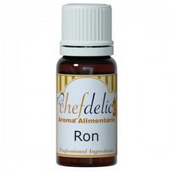 Ron, aroma concentrado