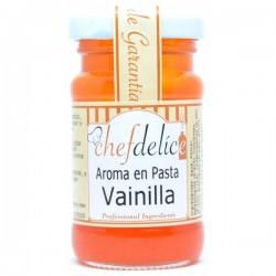 Vainilla, aroma en pasta concentrado Chefdelíce
