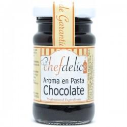 Chocolate, aroma en pasta concentrado Chefdelíce