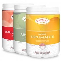 Pack emulsionantes Dayelet