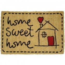 Felpudo home sweet home
