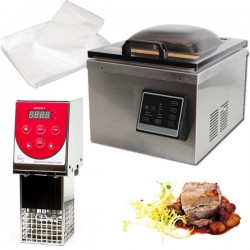 Pack cocina a baja temperatura sous vide PRO