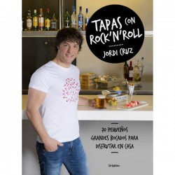 Jordi Cruz Tapas con Rock n Roll