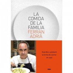 La comida de la Familia de Ferran Adriá