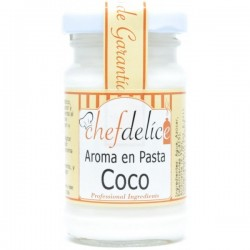Coco, aroma en pasta emulsión ChefDelice.