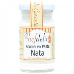 Nata, aroma en pasta emulsión ChefDelice