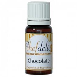 Chocolate, aroma concentrado ChefDelice