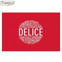 Mantel de mesa rectangular de Faveco