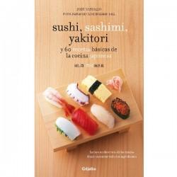 Jody Vassallo sushi, sashimi y yakitori