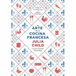 El arte de la cocina Francesa Julia Child