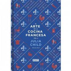 El arte de la cocina Francesa vol. 2 Julia Child
