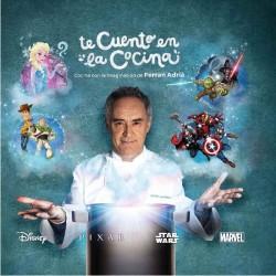 Te cuento en la cocina de Ferran Adriá