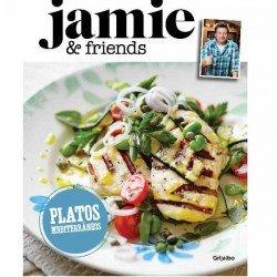 Platos mediterráneos de Jamie Oliver