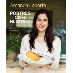 Postre 100% neutros, Amanda Laporte