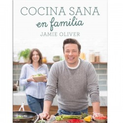 Cocina Sana en familia Jamie Oliver