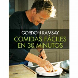 Comidas fáciles en 30 minutos Gordon Ramsay