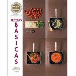 Recetas básicas (Escuela de cocina) Keda Black