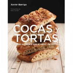 Cocas y tortas Xavier Barriga