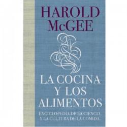 Harold Mcgee la cocina y los alimentos