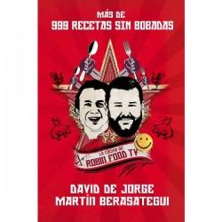Más de 999 recetas sin bobadas Martín Berasategui David de Jorge
