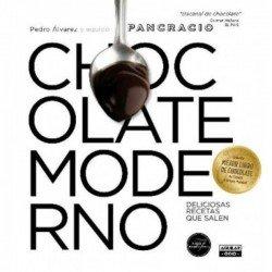 Chocolate moderno Pancracio, Pedro Álvarez y equipo