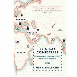 El atlas comestible, Mina Holland