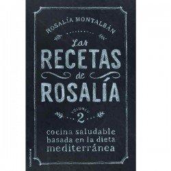 Las recetas de Rosalía Montalbán volumen 2