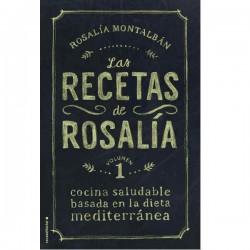 Las recetas de Rosalía Montalbán volumen 1