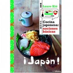 ¡Japón! Cocina Japonesa, nociones básicas