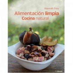 Alimentación limpia, cocina natural, Hannah Frey