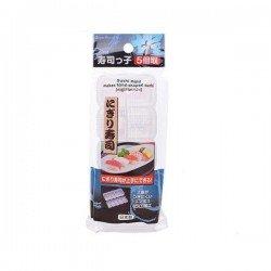Molde de sushi nigiri de 5 secciones