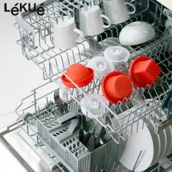 Kit de molde de huevos para microondas Lékué