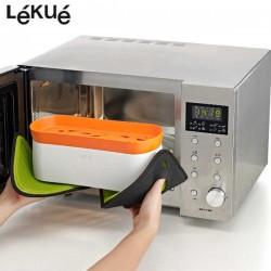 Cocedor silicona de pasta Lékué