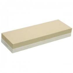 Piedra para afilar doble de granos 1000/600 Paderno